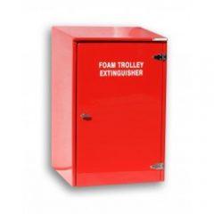 Jobird JB65 Wheeled Extinguisher Cabinet