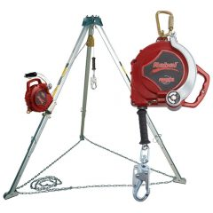 Protecta Tripod with Recovery - 15m