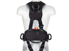 3M™ DBI-SALA® ExoFit NEX™ Suspension Harness – Black