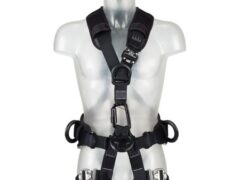 DBI SALA® ExoFit NEX™ 1113965 Suspension Harness in Black