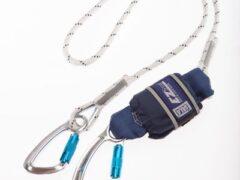 DBI SALA EZ-Stop 2M Shock Absorbing Rope Lanyard 1245547