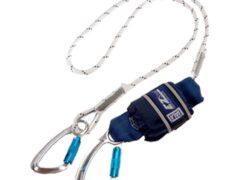 DBI SALA EZ-Stop 1.25M Shock Absorbing Rope Lanyard 1245546