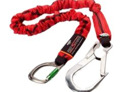 3M™ Protecta® Pro-Stretch™ Shock Absorbing Lanyard Edge Tested AE5220SBK/SE