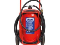 Britannia Norfolk 100kg Wheeled ABC Dry Powder Extinguisher