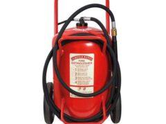 Britannia Norfolk 135ltr Wheeled AFFF Foam Extinguisher