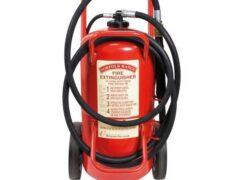 Britannia Norfolk 45ltr Wheeled AFFF Foam Extinguisher