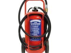 Britannia Norfolk 50kg Wheeled BC Dry Powder Extinguisher