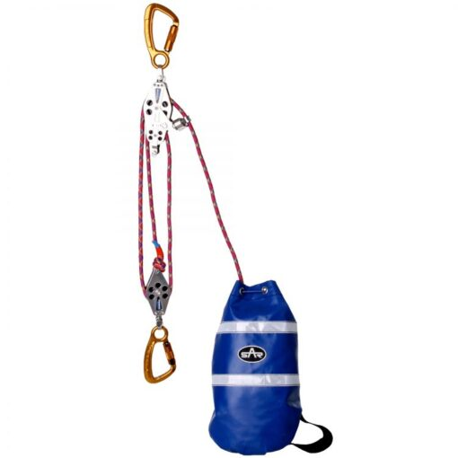 P0002 Rescue Pulley System